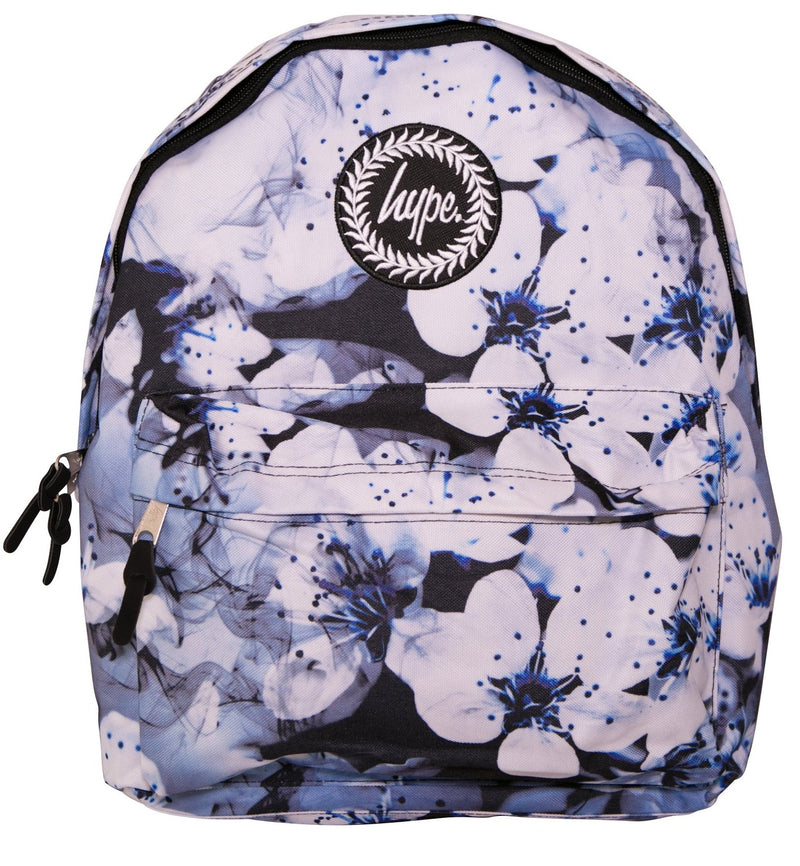 HYPE SMOKEY FLORAL BACKPACK RUCKSACK BAG - MULTI