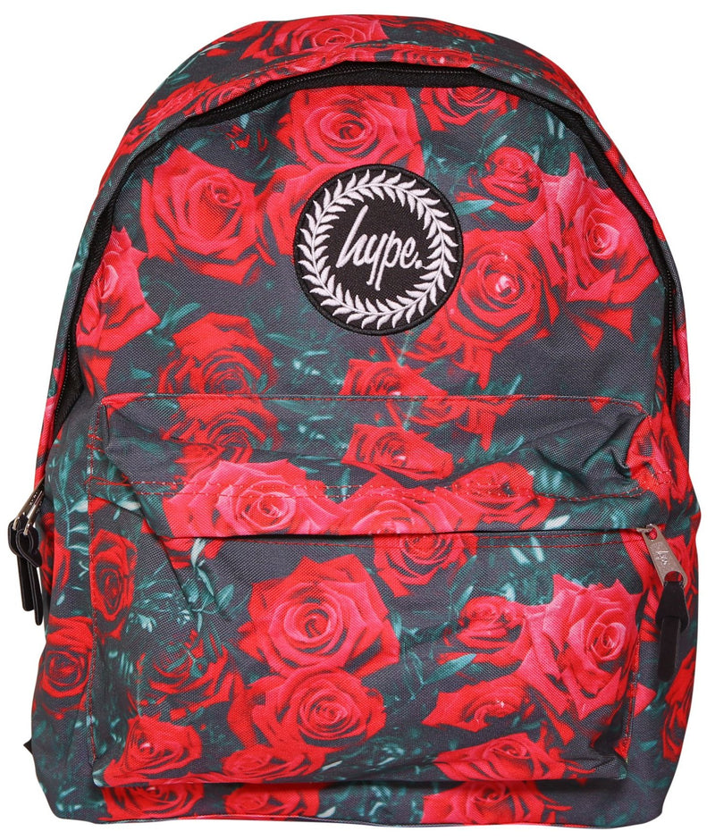 HYPE ROSE BACKPACK RUCKSACK BAG - MULTI
