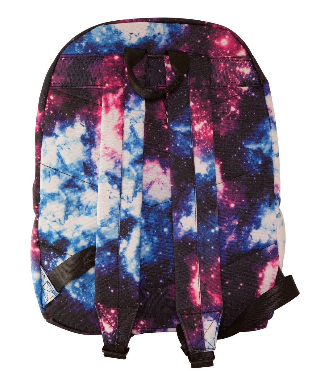 HYPE SPACE HUES BACKPACK RUCKSACK BAG - MULTI
