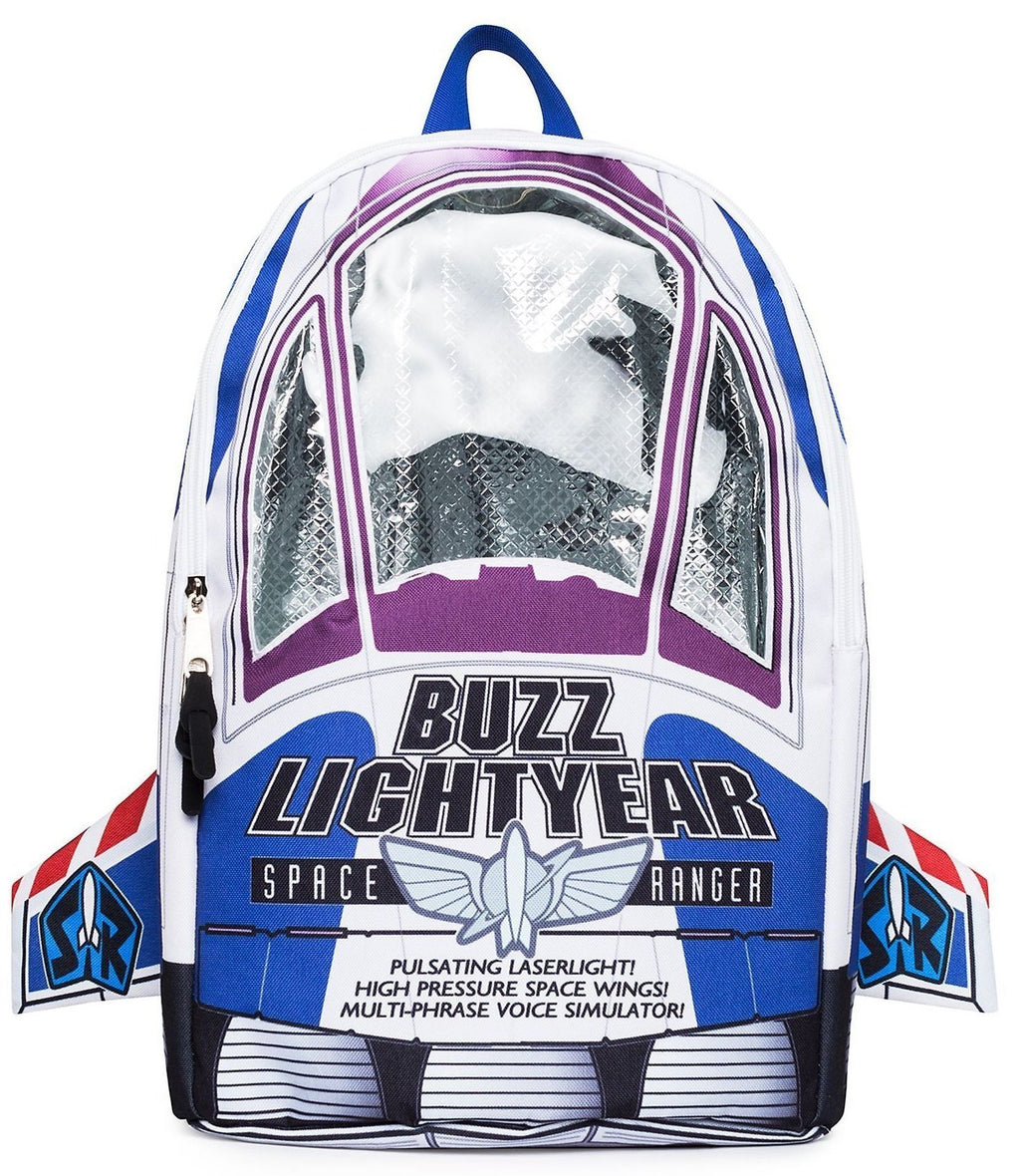 HYPE DISNEY BUZZ BOX BACKPACK RUCKSACK BAG - MULTI