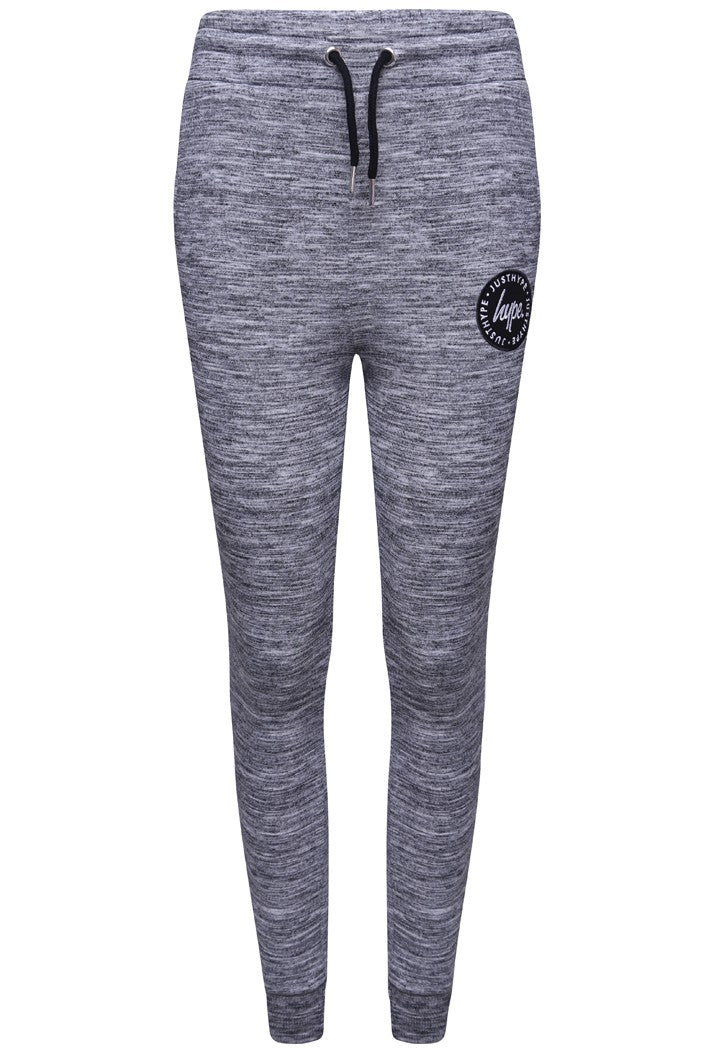 HYPE CREST JOGGERS - GREY