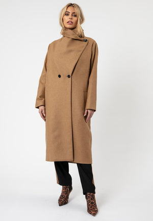Glory Camel Coat