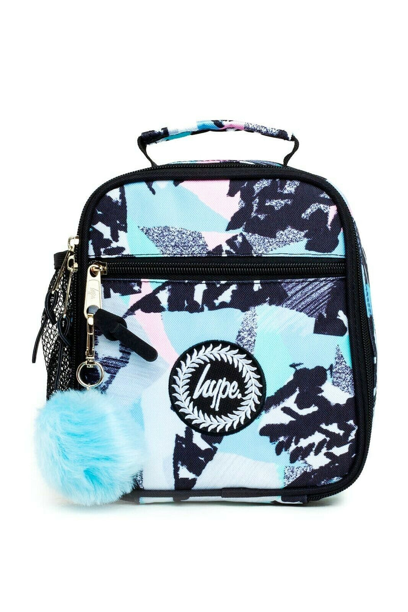Hype Pastel Abstract Lunch Box