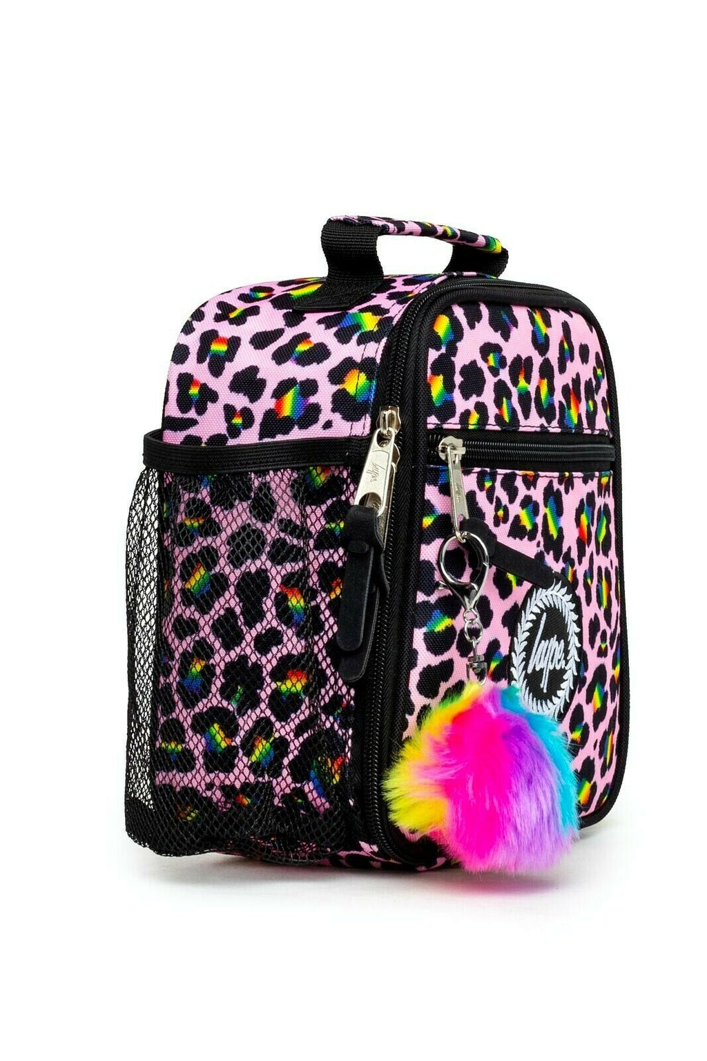 Rainbow Leopard Lunch Box