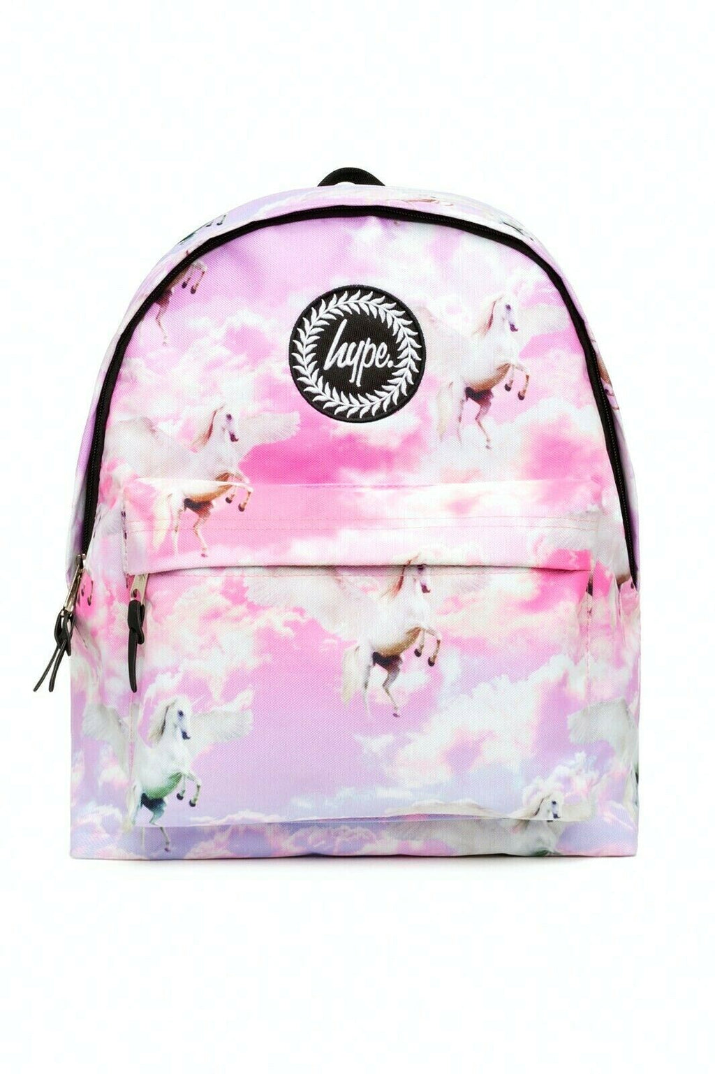 HYPE UNICORN SKIES BACKPACK RUCKSACK BAG - MULTI