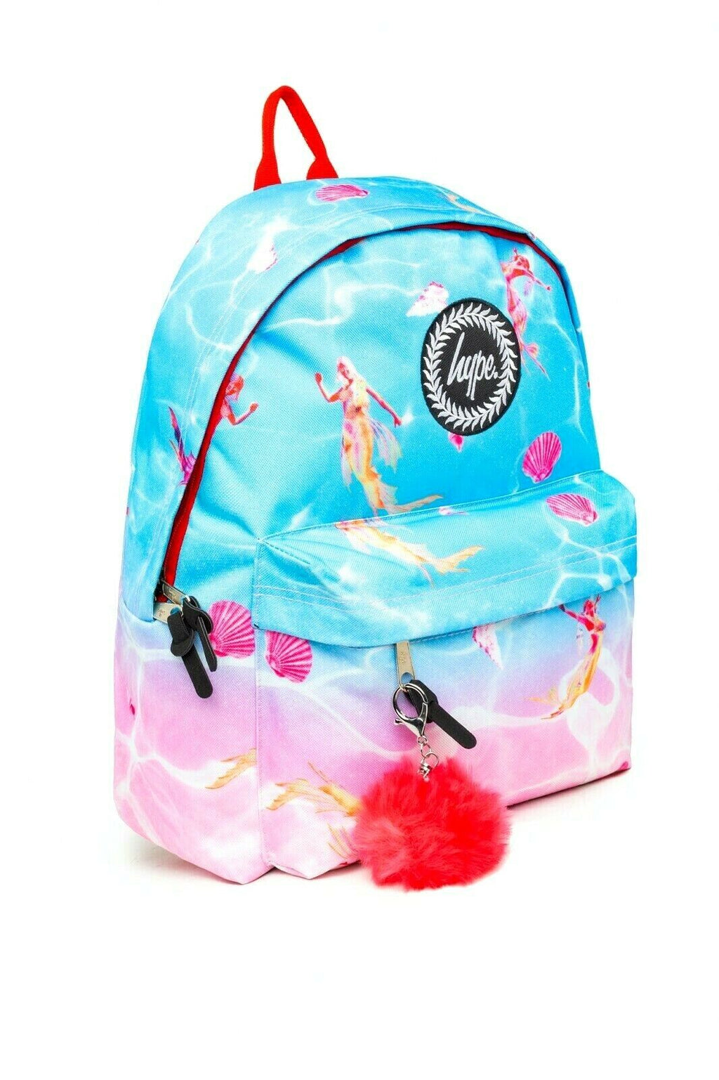 Mermaid Backpack - Blue/Pink