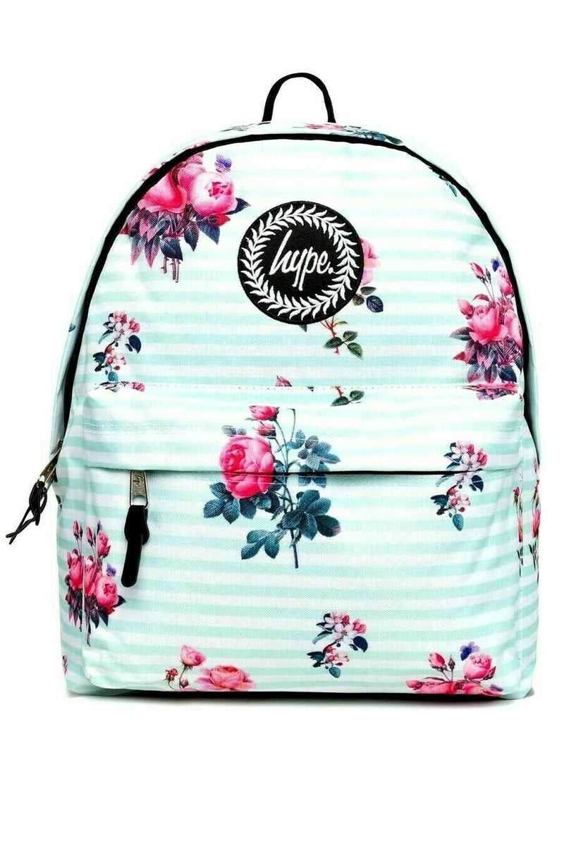 HYPE TIA BELLA FLORAL BACKPACK RUCKSACK BAG - MULTI