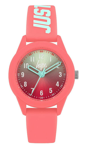 Kids Coral Soft Touch Watch