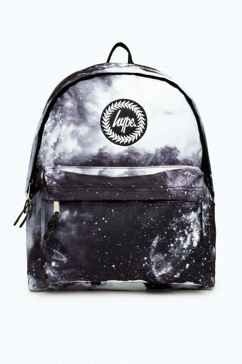 Black Space Backpack