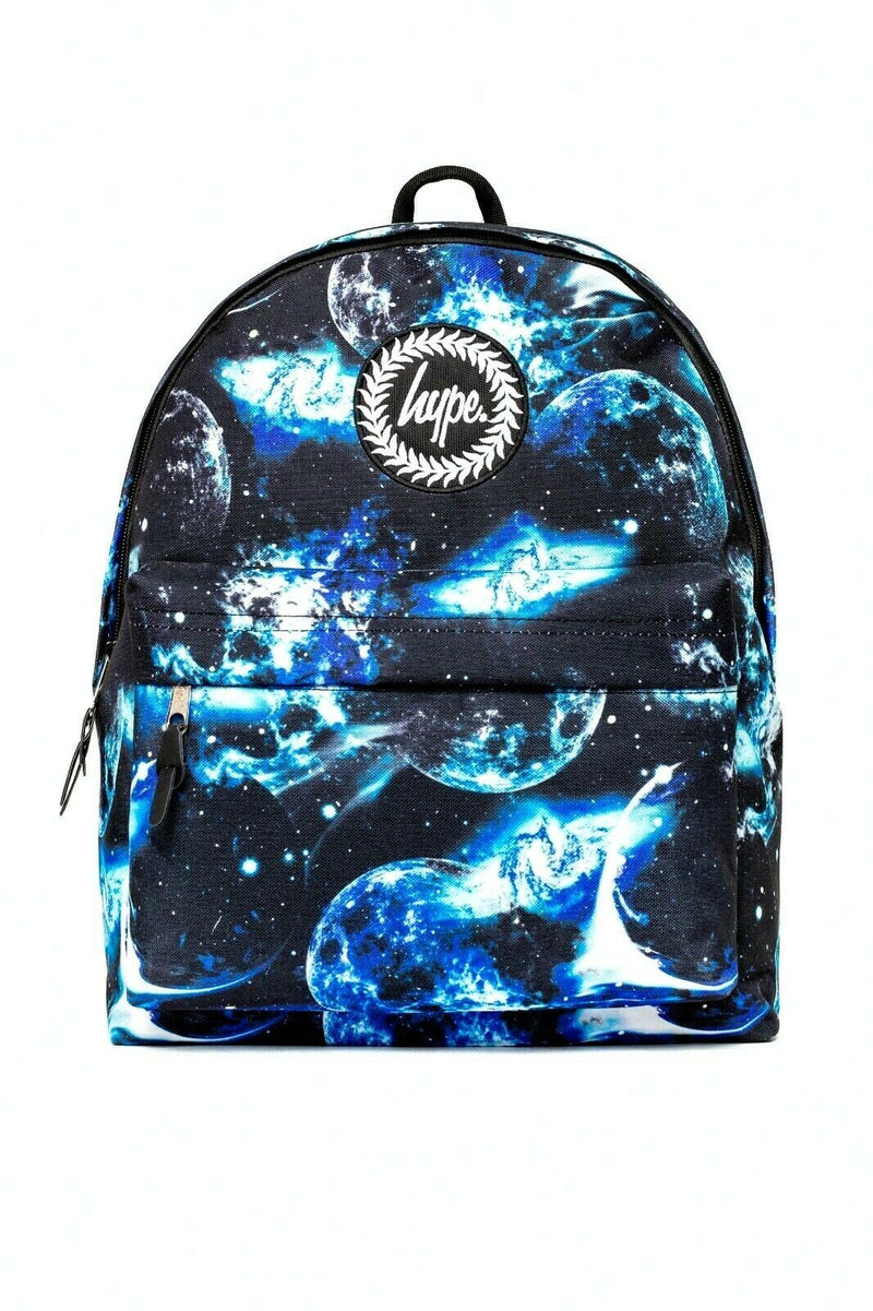 HYPE BLUE MOONS BACKPACK RUCKSACK BAG - MULTI