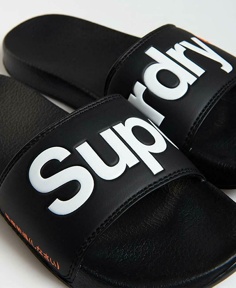 Classic Pool Black Sliders
