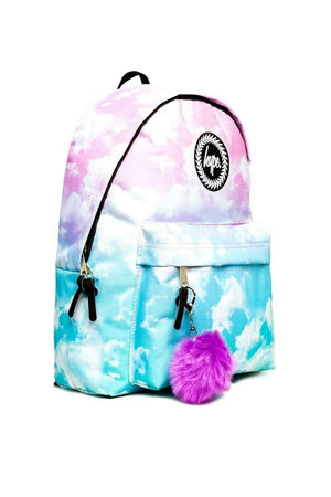 Pastel Clouds Backpack