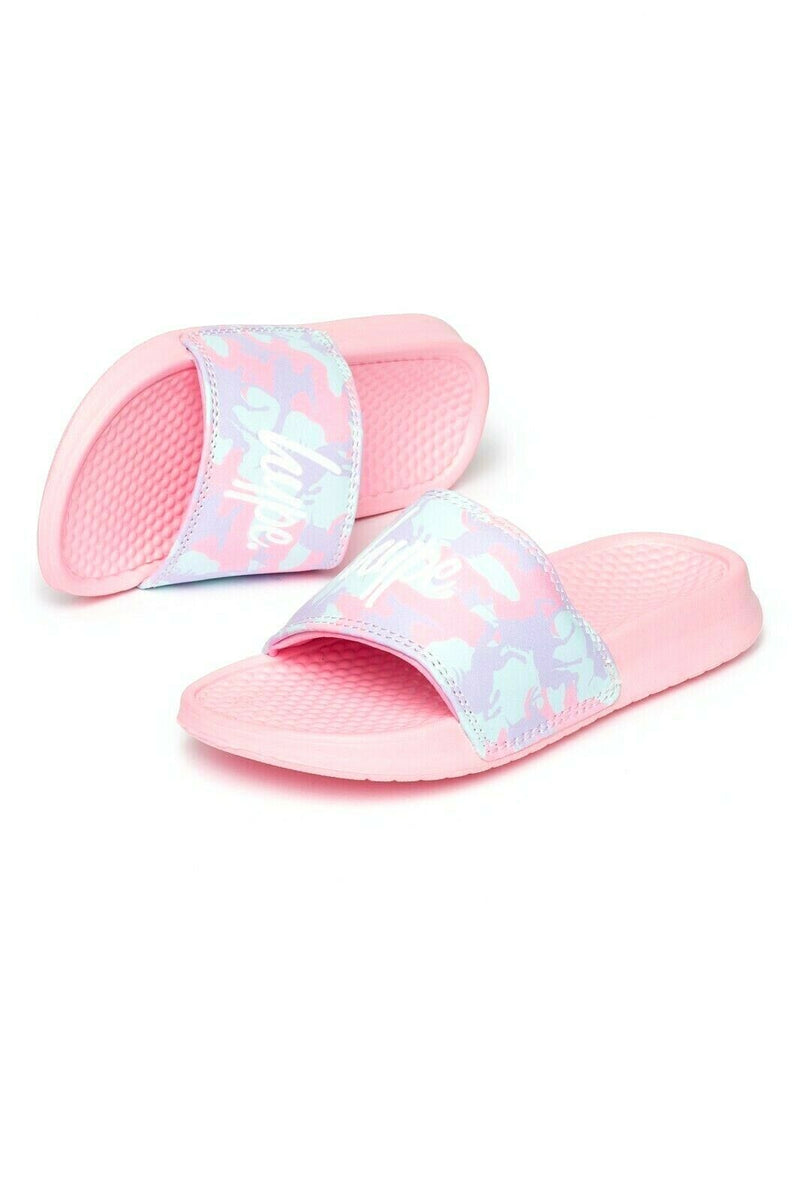 Unicamo Script Kids Sliders - Pink