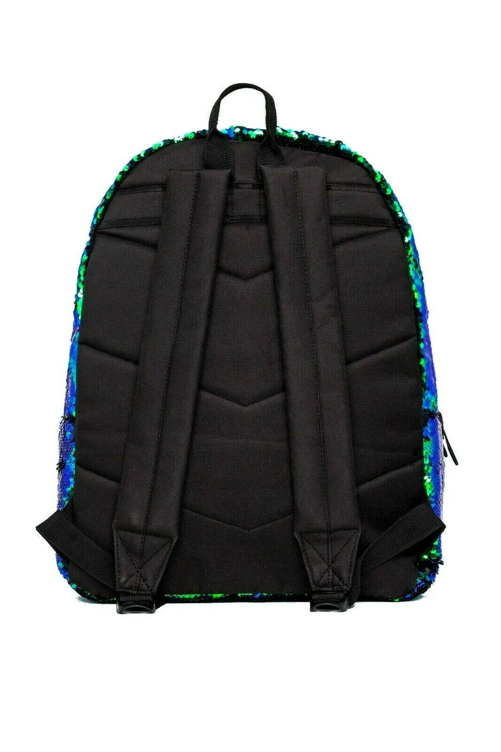HYPE MERMAID SEQUIN BACKPACK RUCKSACK BAG - MULTI