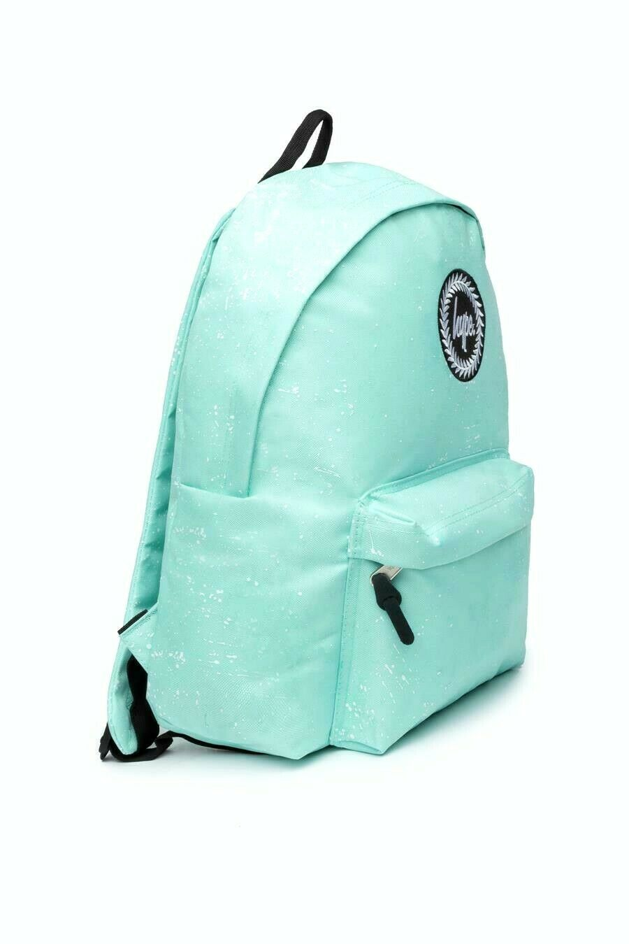 HYPE SPECKLE BACKPACK RUCKSACK BAG - MINT/WHITE