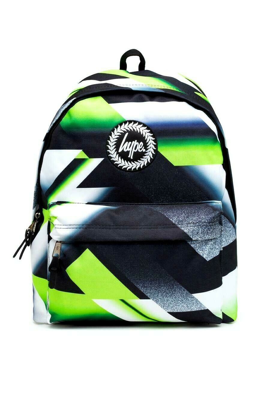 Lime 807 Backpack - Black/Lime