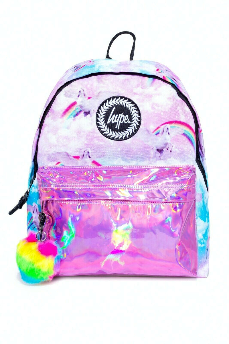 Unicorn Holo Backpack