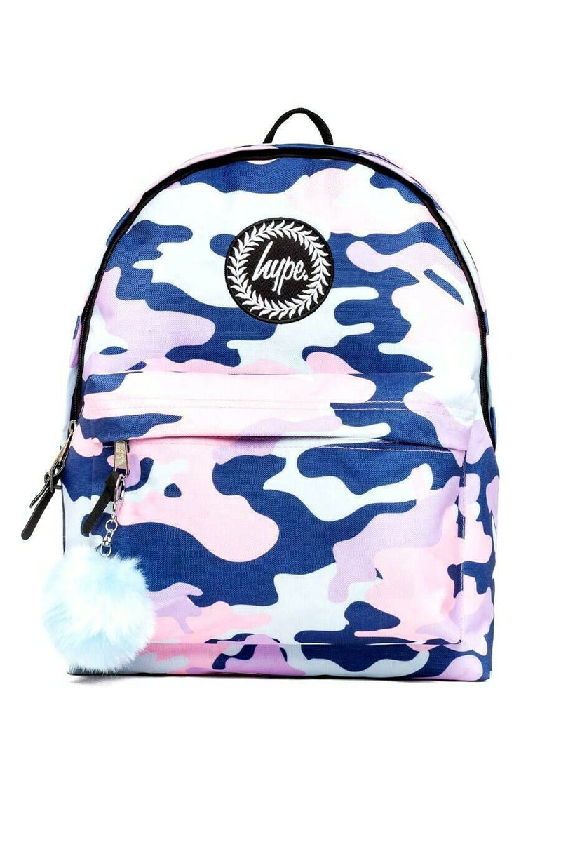 Evie Camo Backpack - Multi