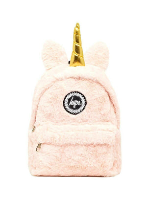 Unicorn Horn Mini Backpack - Pink