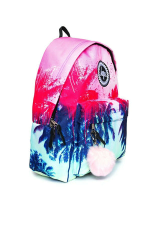 Sunset Strip Drips Backpack