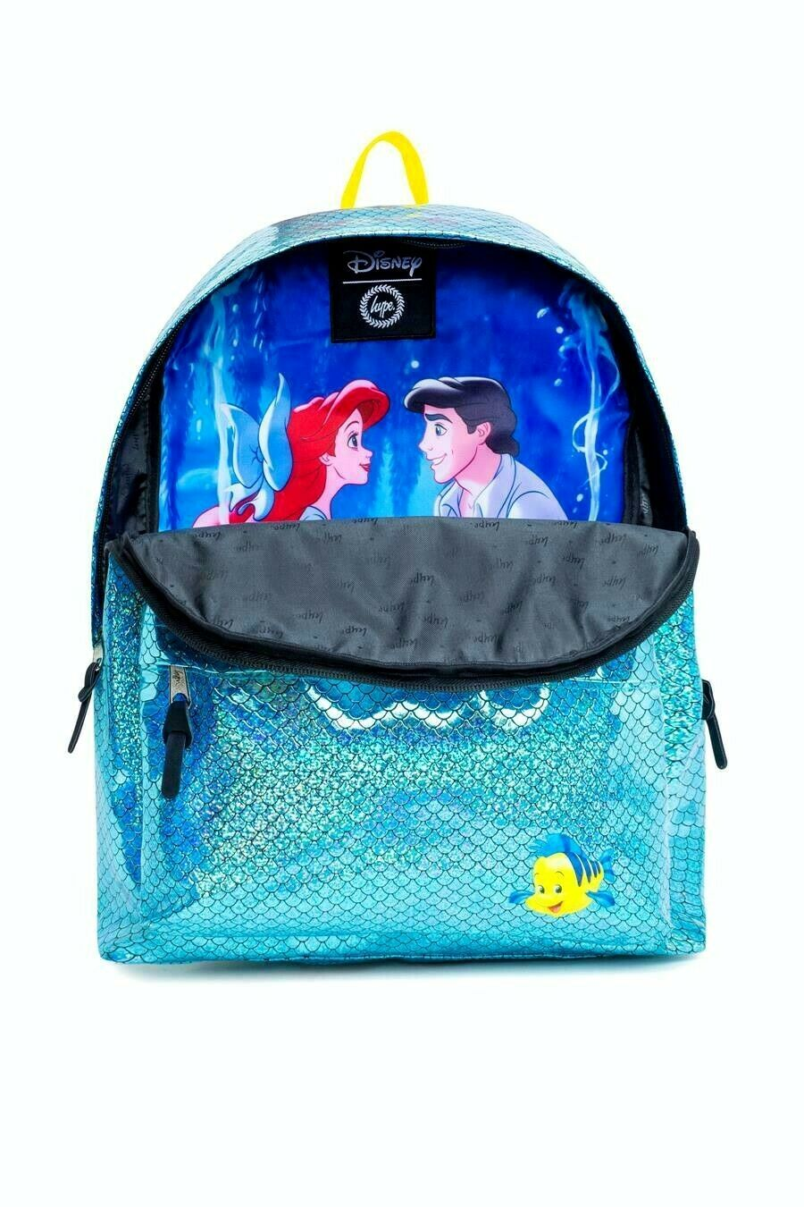 Disney Flounder Scale Backpack