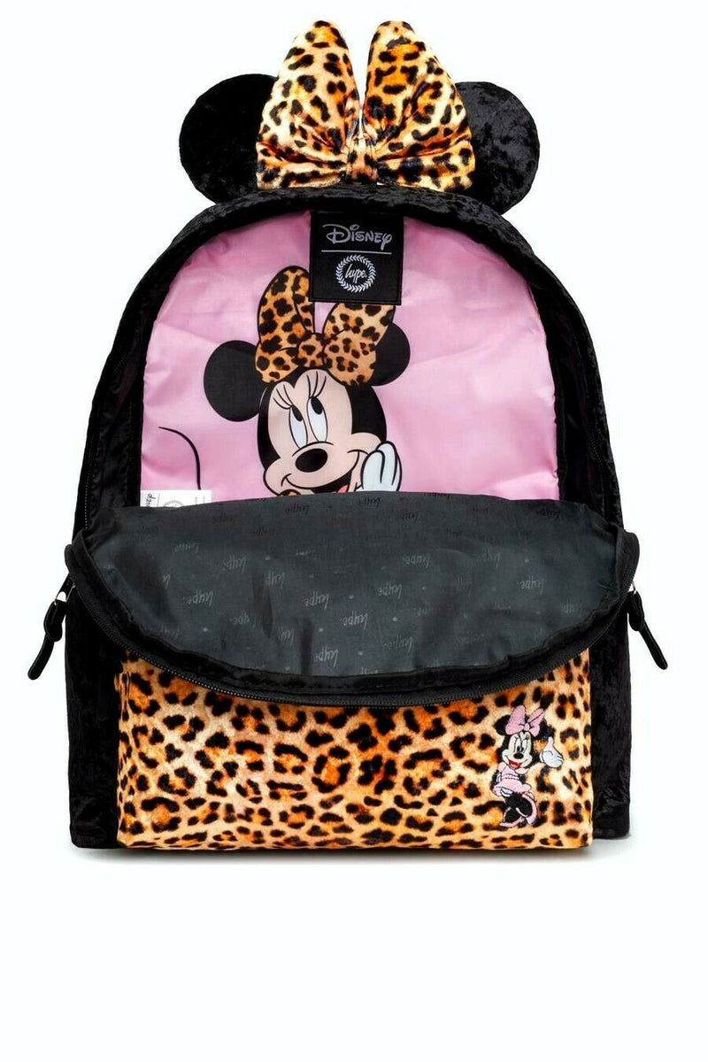 Disney Minnie Leopard Backpack