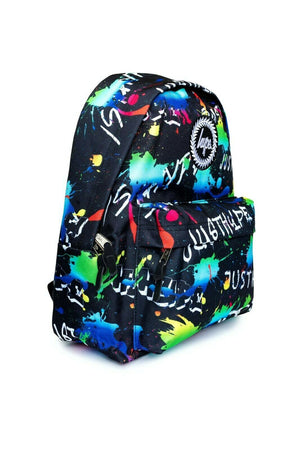 Paint Splat Graffiti Backpack