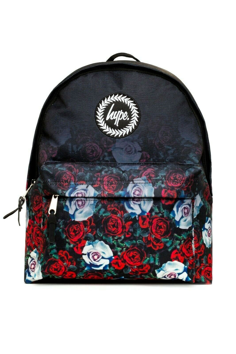 HYPE GARDEN FADE BACKPACK RUCKSACK BAG - MULTI
