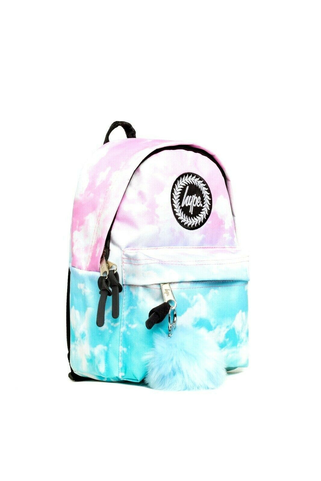 HYPE CLOUD FADE MINI BACKPACK RUCKSACK BAG - MULTI