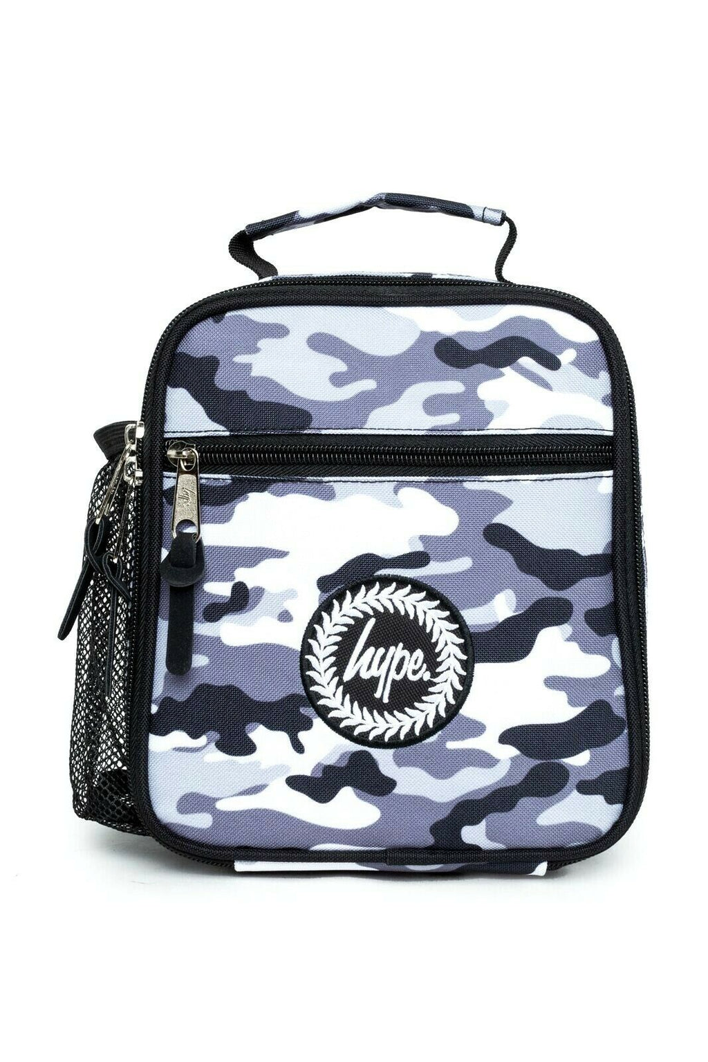 Mono Camo Lunch Box