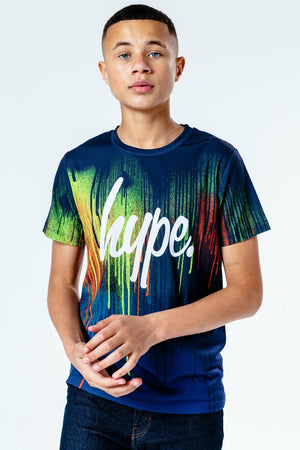 Ocean Drips Kids T-Shirt