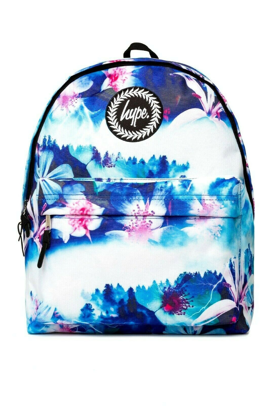 HYPE FLOWERS ON ICE BACKPACK RUCKSACK BAG - MULTI