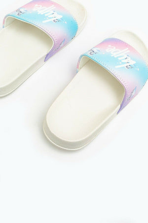 Unicorn Fade Kids Sliders