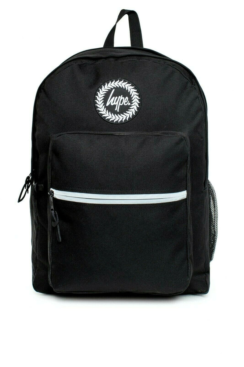 Black Utility Backpack
