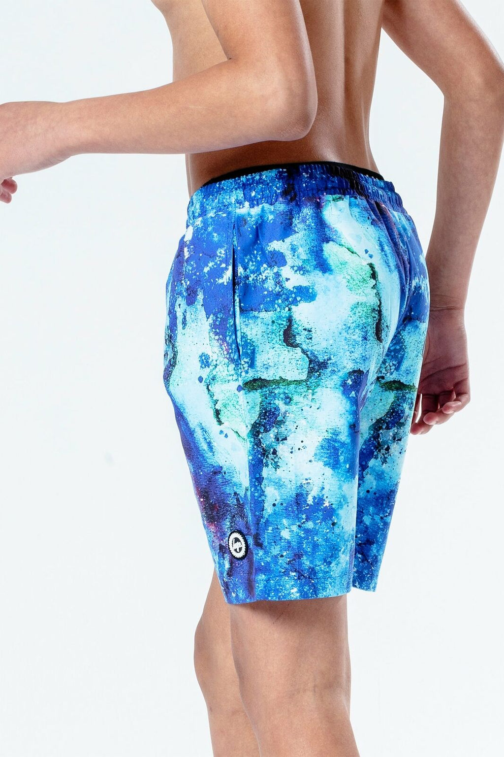 Sea Spray Kids Swim Shorts