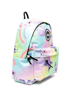 Rainbow Unicorn Backpack - Multi