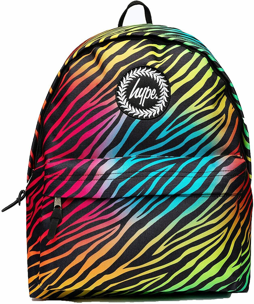 Disco Zebra Backpack