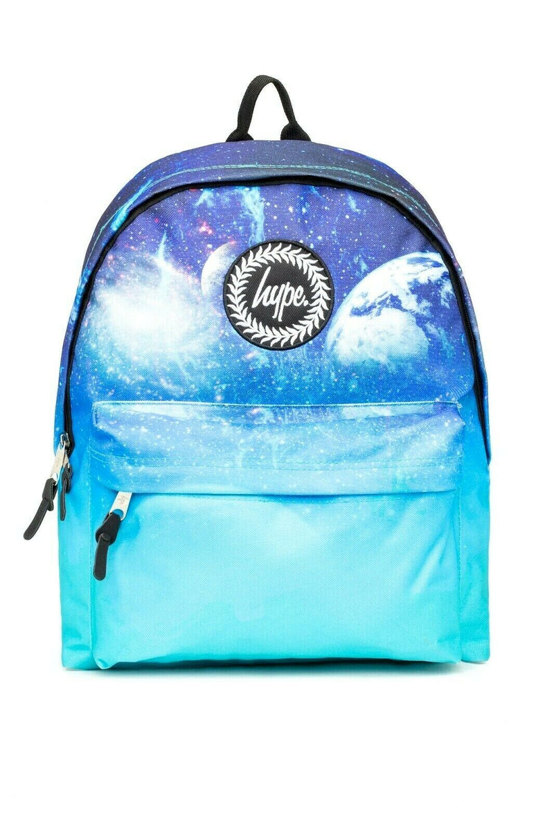 Blue Space Fade Backpack