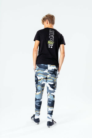 Gold Line Camo Kids Joggers - Multi