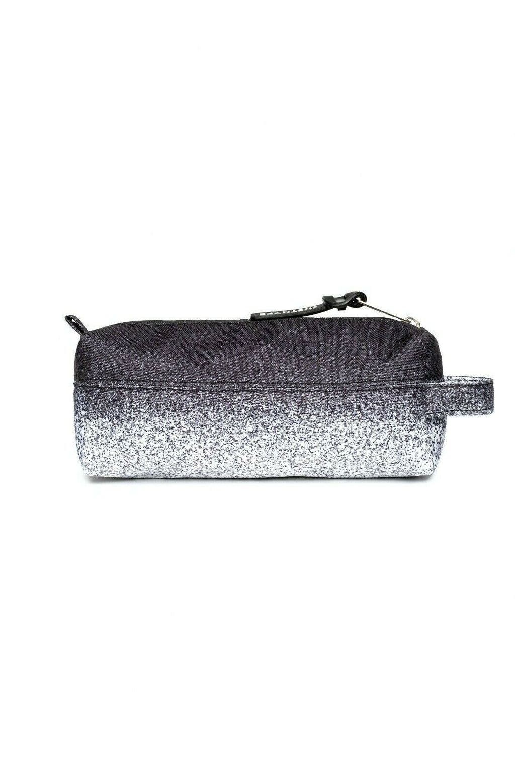 White/Black Speckle Fade Pencil Case