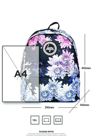 Floral Fade Backpack