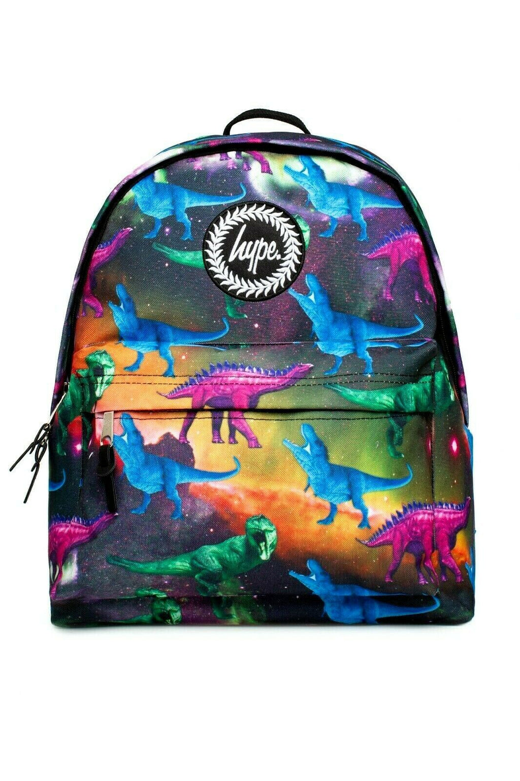 HYPE DINO SPACE BACKPACK RUCKSACK BAG - MULTI