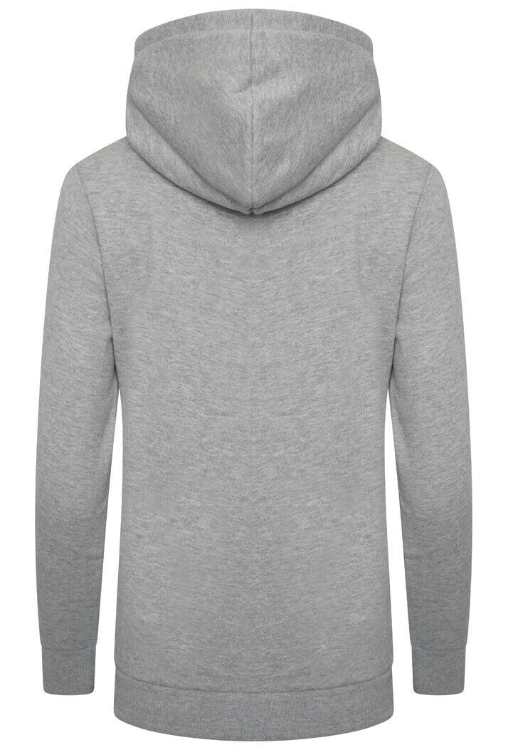 Registered Flock Entry Hoodie - Grey Marl