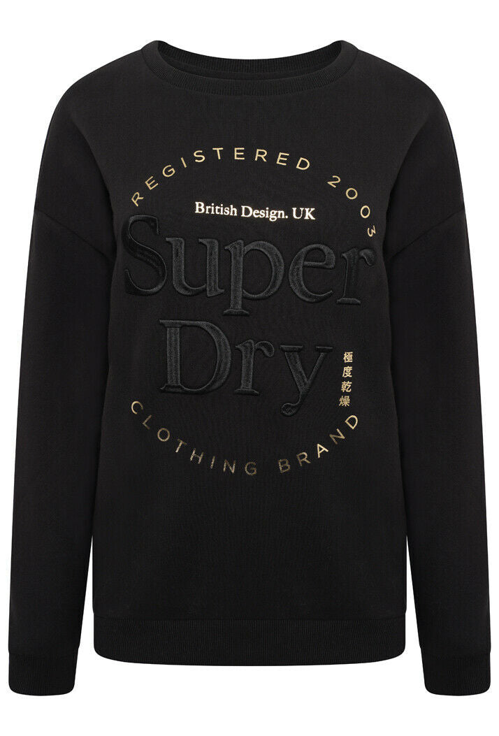Established Crew Sweatshirt - Black