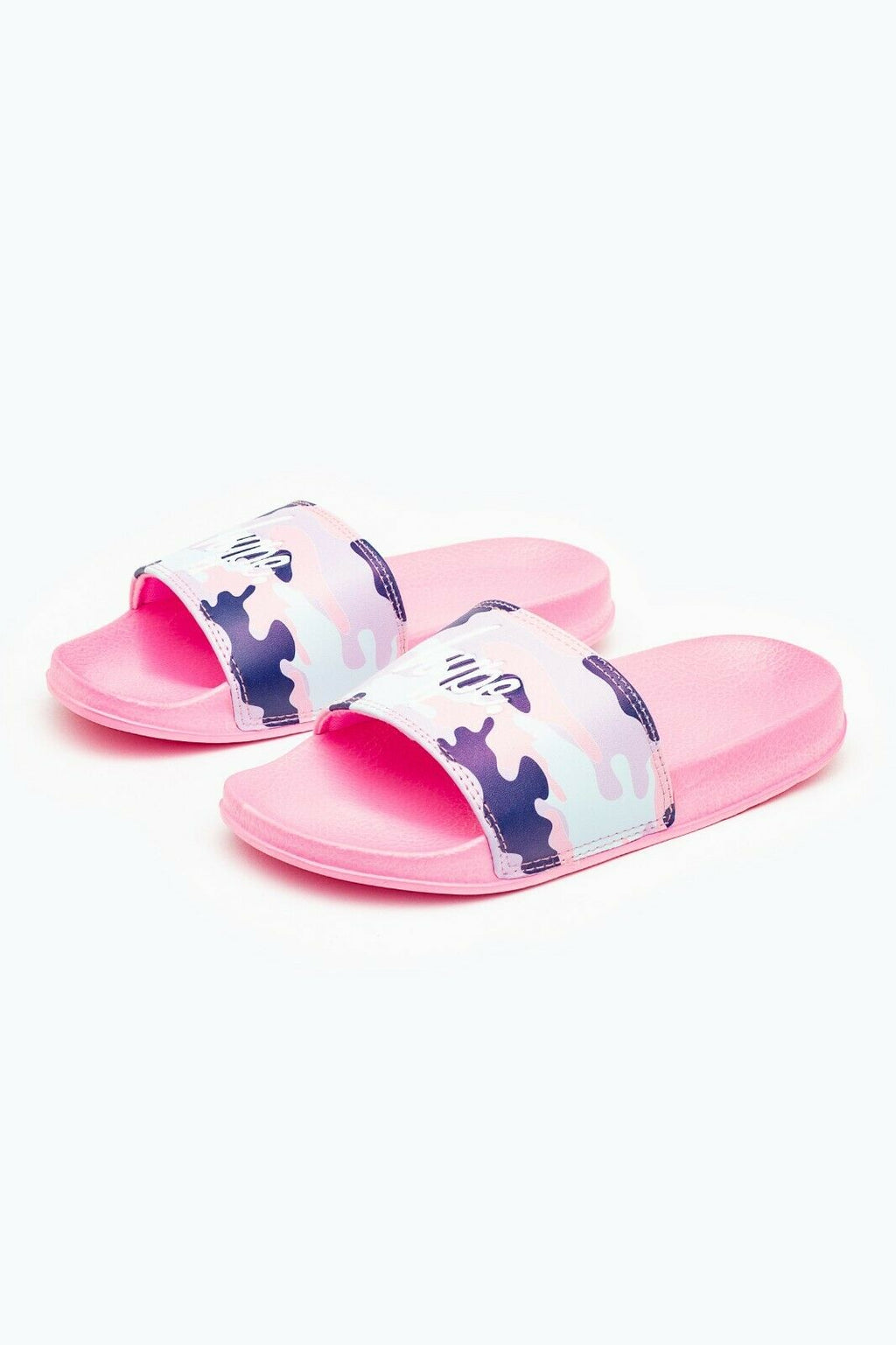Pastel Camo Kids Sliders