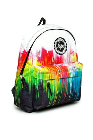 Multi Drips Backpack