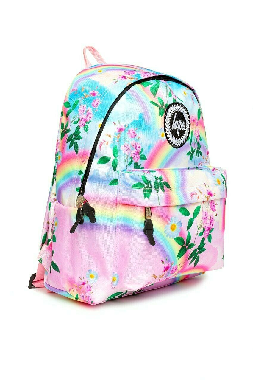 Daisy Rainbow Backpack