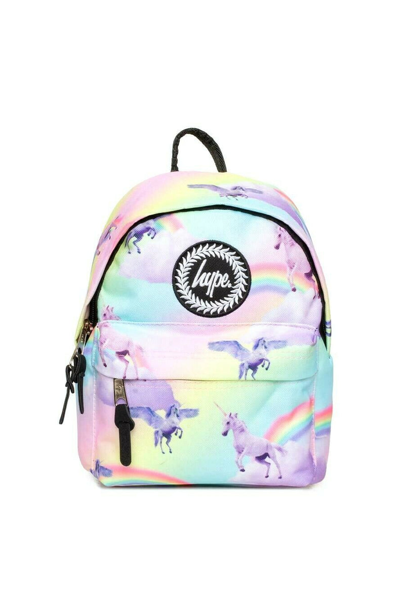 Rainbow Unicorn Mini Backpack - Multi