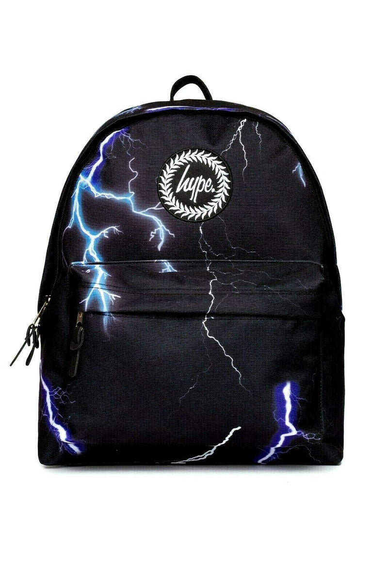 Lightning Backpack - Black