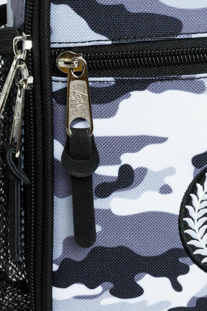 Hype Mono Camo Lunch Box